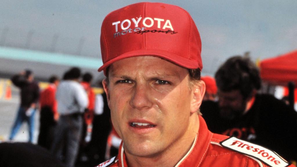 Jeff sporting his Toyota branding. (Image: Dan R. Boyd)
