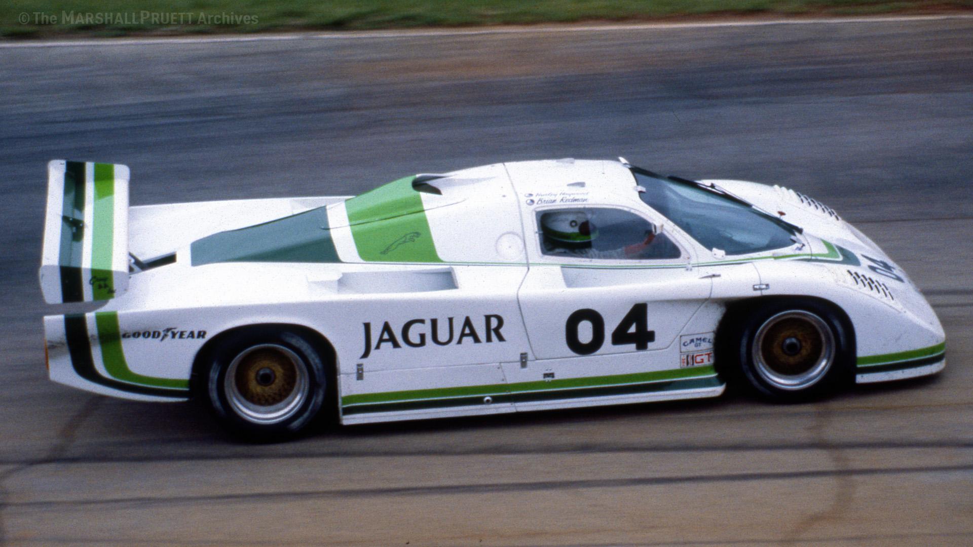 Jaguar XJR-5.