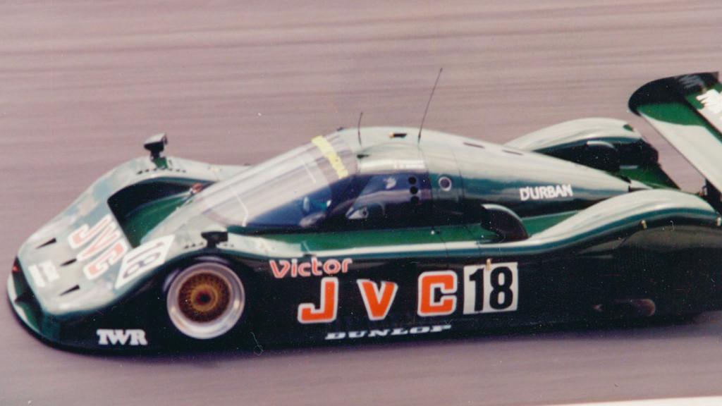 Krosnoff's TWR Jaguar KJR-11. (Image: kemeko1971 via Wikipedia Commons)