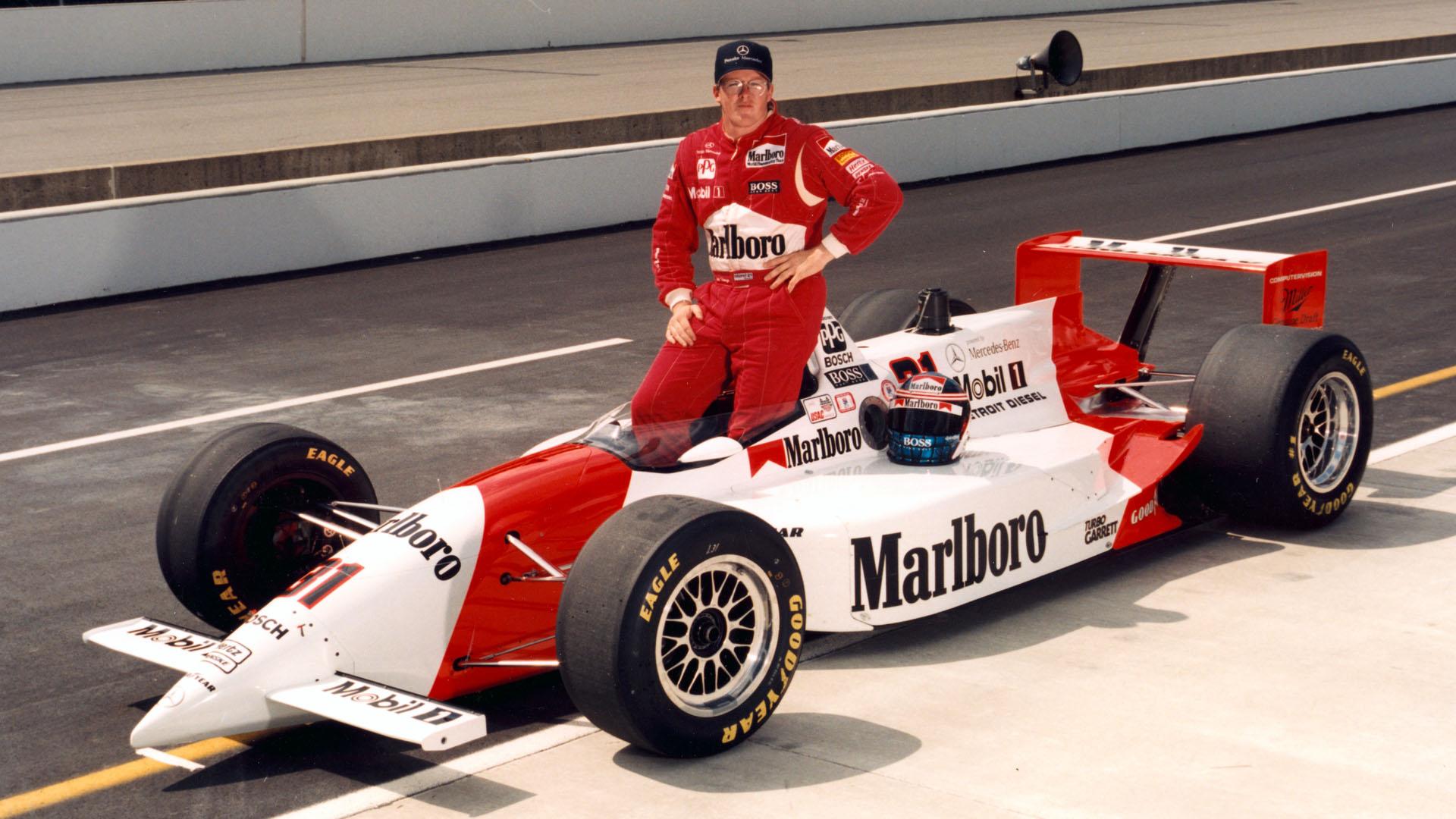Paul Tracy Indy 500 circa 1994