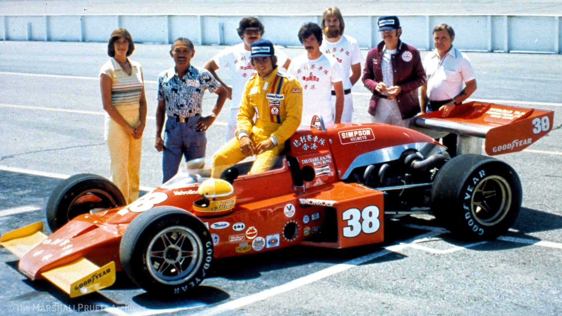 Rick Mears 1977