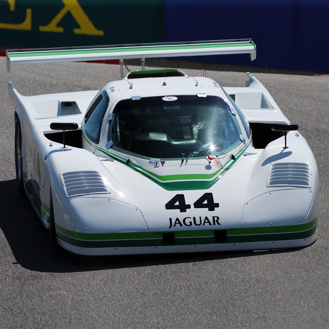 MP 215: Jaguar XJR-5 IMSA GTP In-Car Audio ...